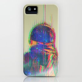 The Space Beyond - Astronaut iPhone Case
