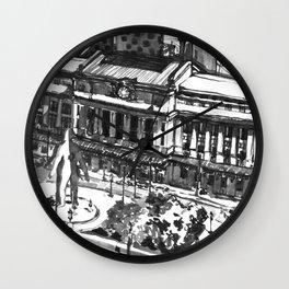 Baltimore Penn station Wall Clock