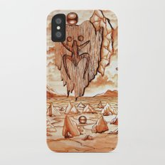 Tribute to the Tainos Slim Case iPhone X