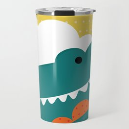 Crocodile rock Travel Mug