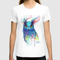 aurora T-shirts featuring -Aurora- by PeeGeeArts