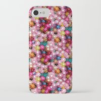 disco iPhone & iPod Cases featuring Disco by Joke Vermeer