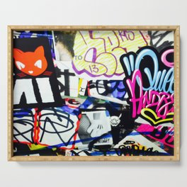 grafiti v.5 Serving Tray