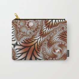 Tree Dance Fractal Carry-All Pouch