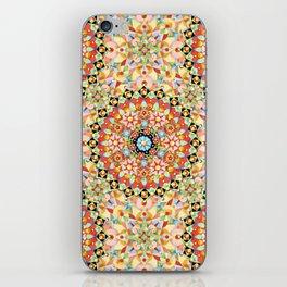 Gypsy Caravan Mandala iPhone Skin