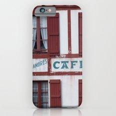 Basque Café iPhone 6s Slim Case