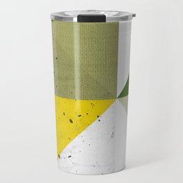 Modern Geometric 19/4 Travel Mug