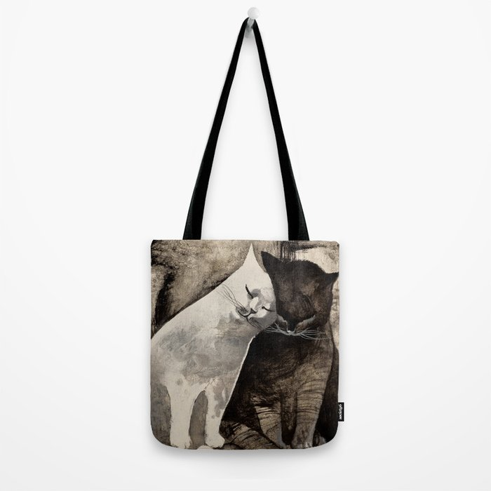 MORNING KISS by Raphaël Vavasseur Tote Bag