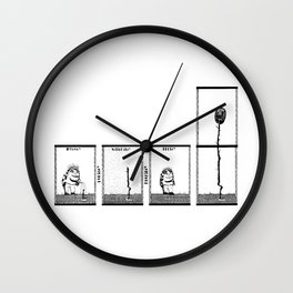 Grow a tree in less than a week Wall Clock