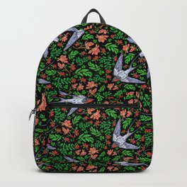 Swifts and Berries Backpack