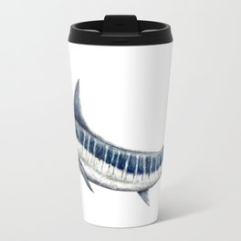 Blue Marlin (Makaira nigricans) Travel Mug