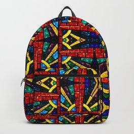 Glass Mosaic Backpack