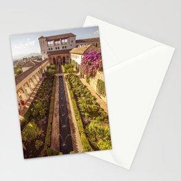 #laAlhambradeldia 114 Stationery Cards