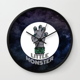 Paws Up Wall Clock
