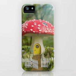 Lia's Cottage iPhone Case