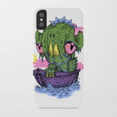 Lagoon iPhone X Slim Case