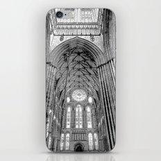 York Minster Art Sketch iPhone & iPod Skin