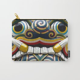 BANGKOK - Grand Palace | Thailand | Travel | Photography | Statue | Summer | Demon Carry-All Pouch