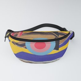 pulled muscle Fanny Pack