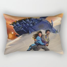 Marooned Rectangular Pillow