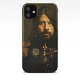 Dave Grohl - replaceface iPhone Case
