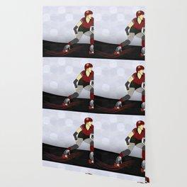 Roller Derby Wallpaper