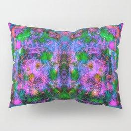 Ultraviolet Totem I Pillow Sham