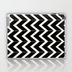 Black & Ivory Laptop & iPad Skin