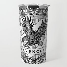 Ravenclaw Crest Travel Mug