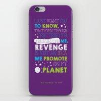 buzz lightyear iPhone & iPod Skins featuring Buzz Lightyear by Nikita Gill