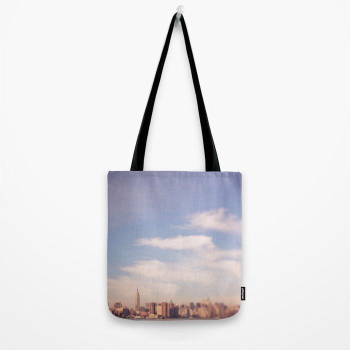 I am in Brooklyn... Tote Bag