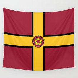 Northamptonshire county flag Wall Tapestry