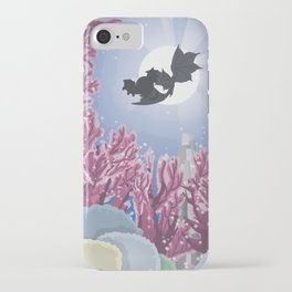 Coral Highlands (Monster Hunter) Travel Poster iPhone Case