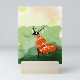 Patterns In The Wind Mini Art Print