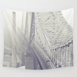 59th street bridge... Wall Tapestry