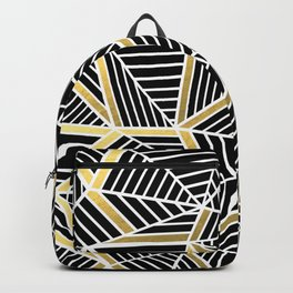 Ab Lines 2 Gold Backpack