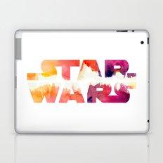 Star Wars Watercolor Gap Laptop & iPad Skin