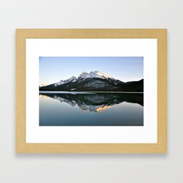 Canmore Framed Art Print