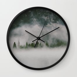 Placid Wall Clock