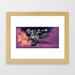 Daath Framed Art Print