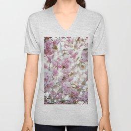Blossoms #02 Unisex V-Neck
