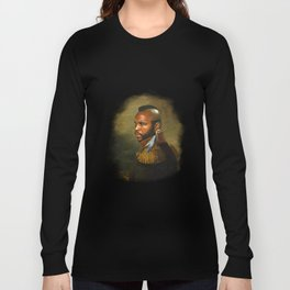 Mr. T - replaceface Long Sleeve T-shirt