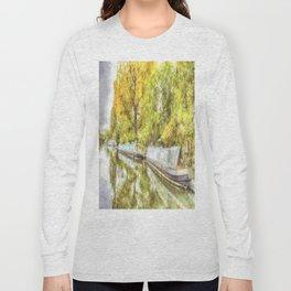 Little Venice London Autumn Art Long Sleeve T-shirt
