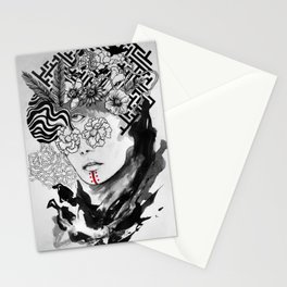 Seeing without sight Stationery Cards