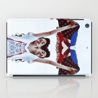 american iPad Cases featuring AMERICAN by Paparrazzi666