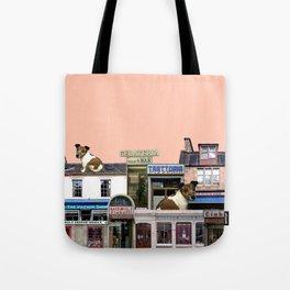 Shopkeepers Tote Bag