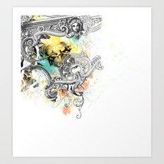 V.C.M. Art Print
