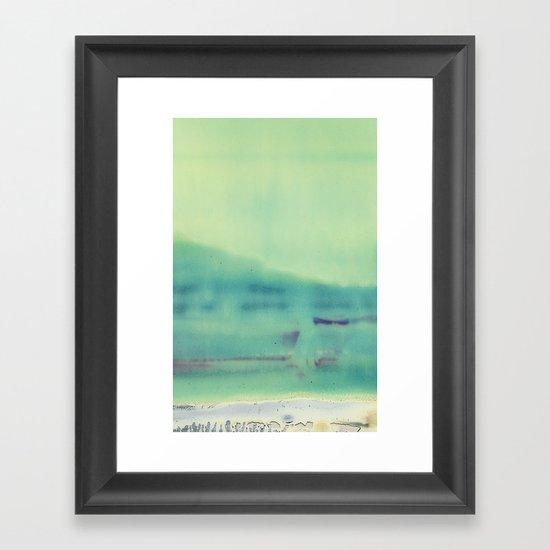 Pure Chemistry 13 Framed Art Print