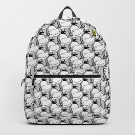 Confuse a frown - Smile VS6 Backpack