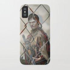 The Walking Dead iPhone X Slim Case